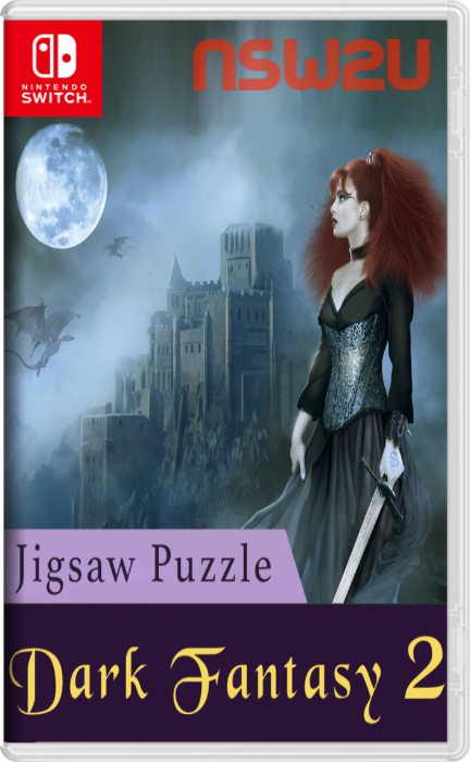Dark Fantasy: Jigsaw Puzzle 2 Switch NSP