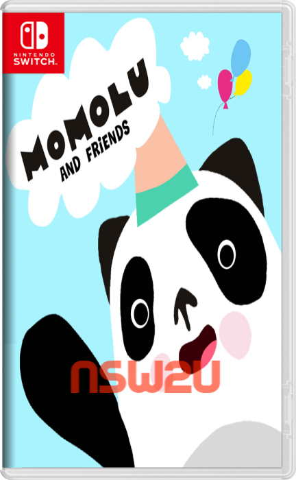 Momolu and Friends Switch NSP