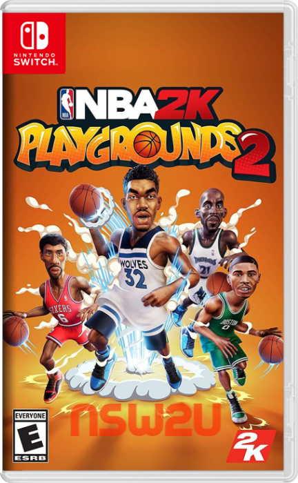 NBA 2K Playgrounds 2 Switch NSP XCI