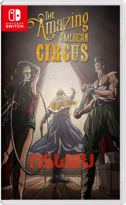 The Amazing American Circus Switch NSP