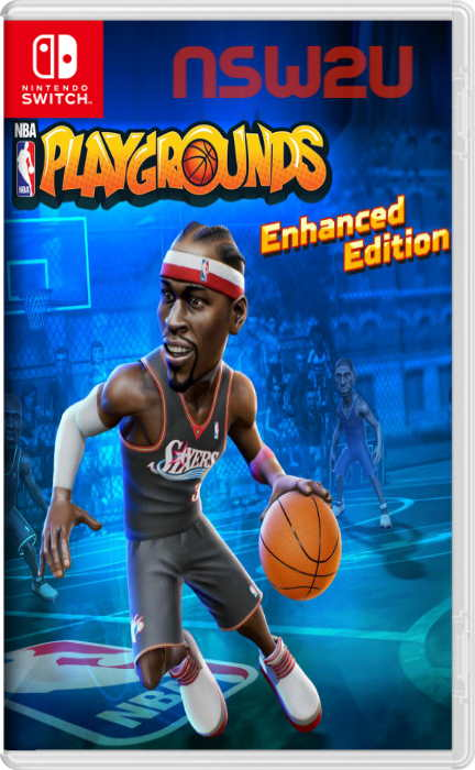 NBA Playgrounds – Enhanced Edition Switch NSP