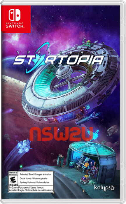 Spacebase Startopia Switch NSP XCI NSZ