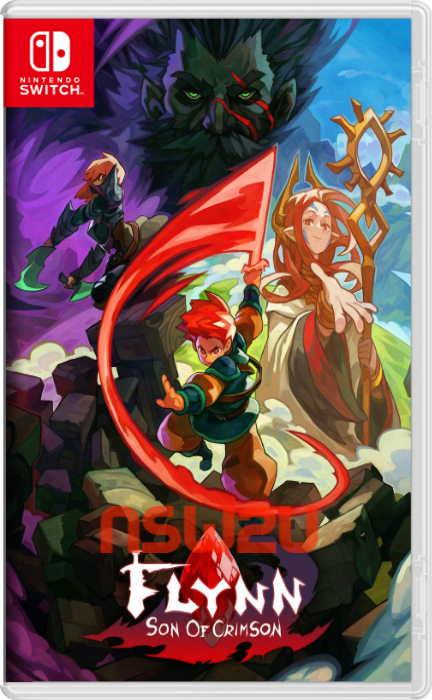 Flynn: Son of Crimson Switch NSP XCI NSZ