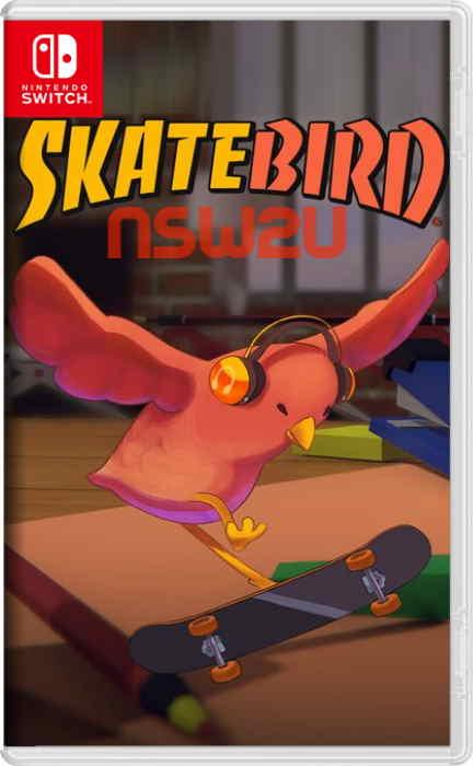 SkateBIRD Switch NSP XCI NSZ