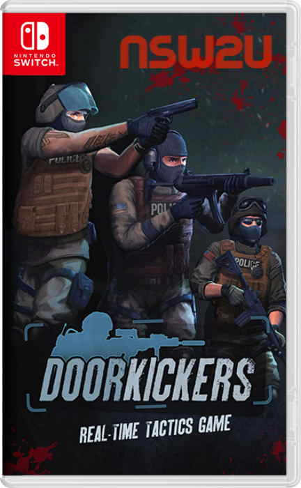 Door Kickers: Action Squad Switch NSP XCI NSZ