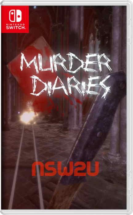 Murder Diaries Switch NSP