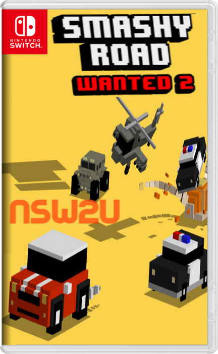 Smashy Road: Wanted 2 Switch NSP