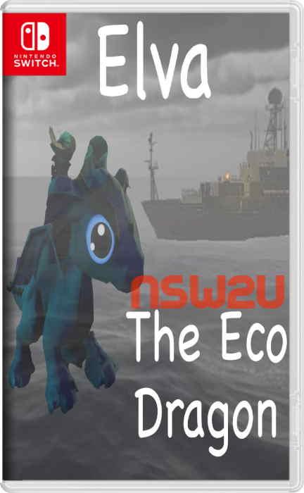 Elva the Eco Dragon Switch NSP