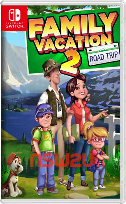 Family Vacation 2: Road Trip Switch NSP