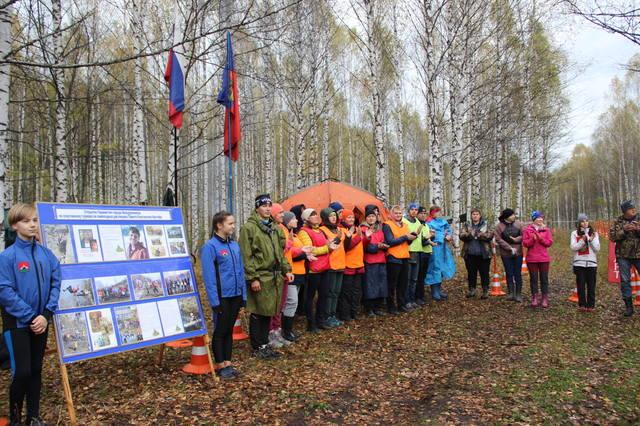 Открытые городские соревнования по спортивному туризму на пешеходных дистанциях памяти Константина Мустафы