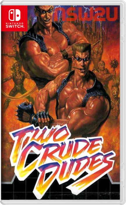 Johnny Turbo's Arcade: Two Crude Dudes Switch NSP XCI