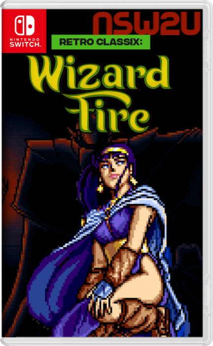 Johnny Turbo's Arcade: Wizard Fire Switch NSP XCI