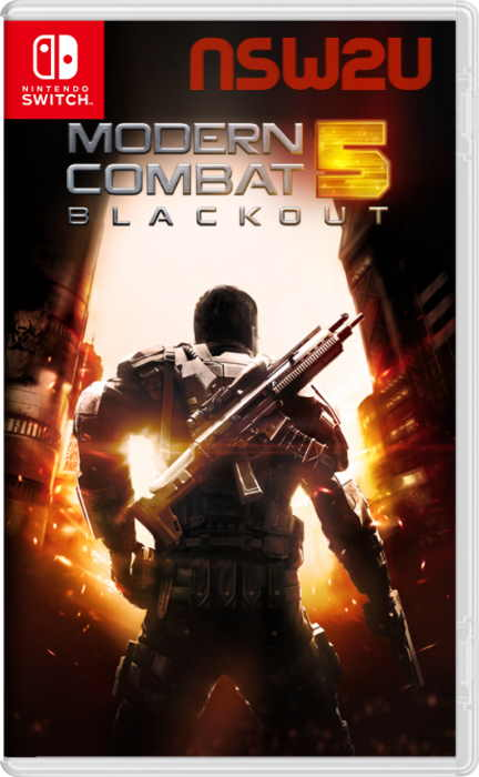 Modern Combat 5 Blackout Switch NSP XCI NSZ