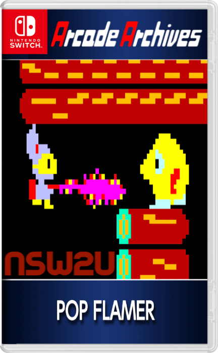 Arcade Archives POP FLAMER Switch NSP