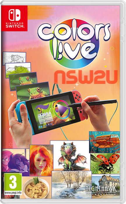 Colors Live Switch NSP