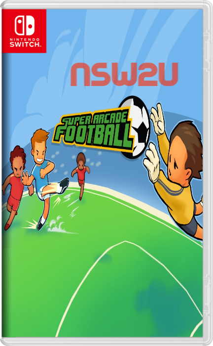 Super Arcade Football Switch NSP