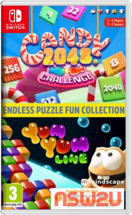 Endless Puzzle Fun Collection Switch NSP