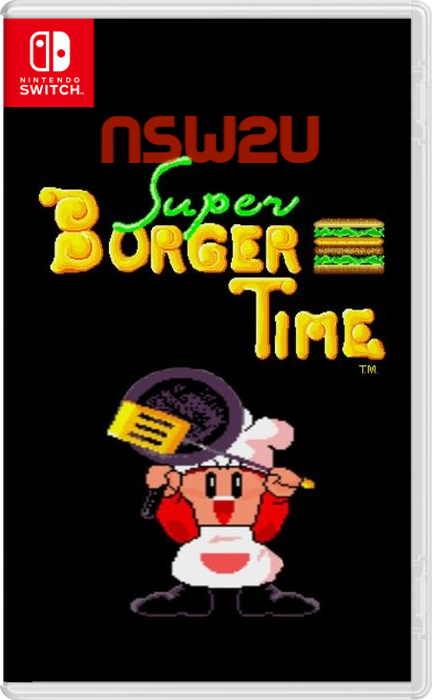 Johnny Turbo's Arcade: Super Burger Time Switch NSP XCI