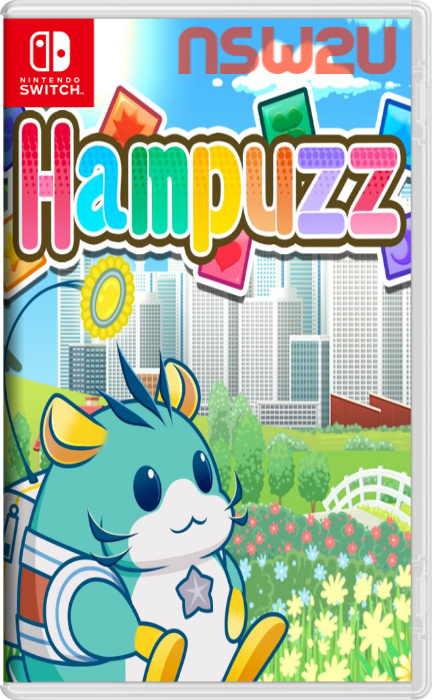 Hampuzz Switch NSP XCi NSZ