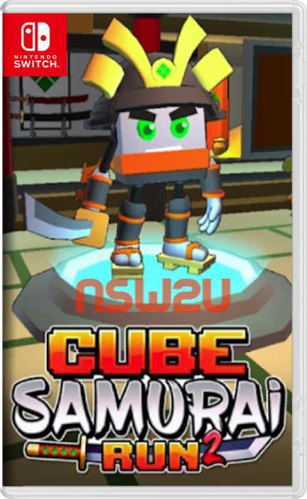 Cube Samurai: Run Squared Switch NSP