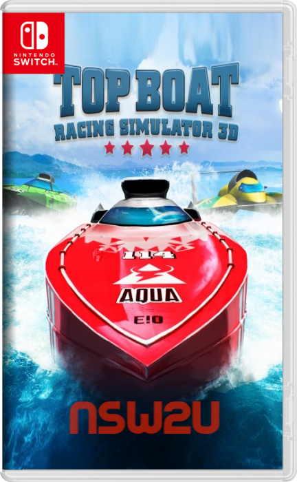 Top Boat: Racing Simulator 3D Switch NSP XCi NSZ