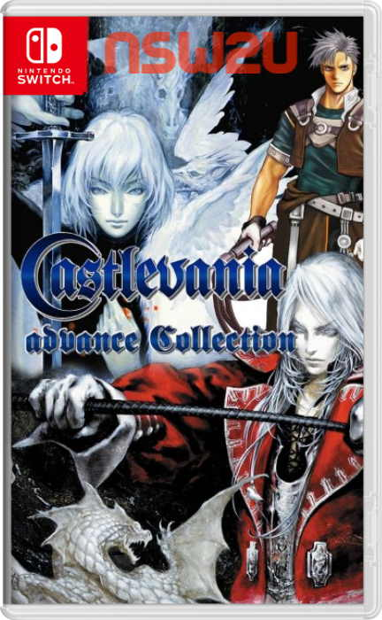 Castlevania Advance Collection Switch NSP XCI NSZ