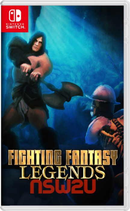 Fighting Fantasy Legends Switch NSP