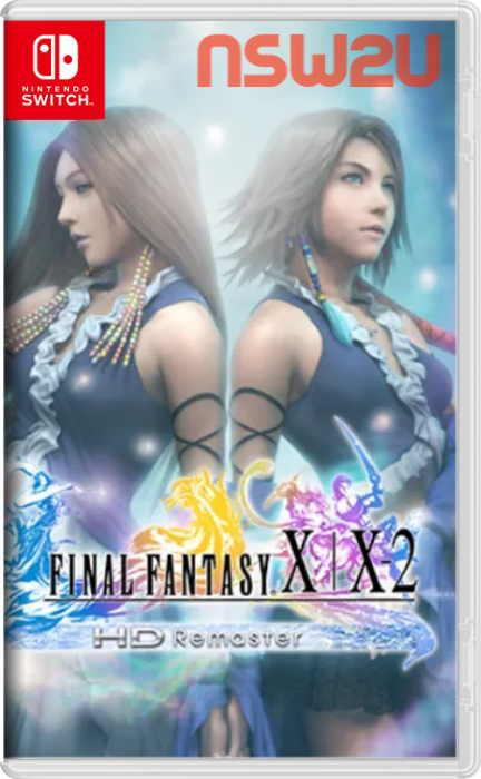 FINAL FANTASY X/X-2 HD Remaster Switch NSP XCI [US,EU]