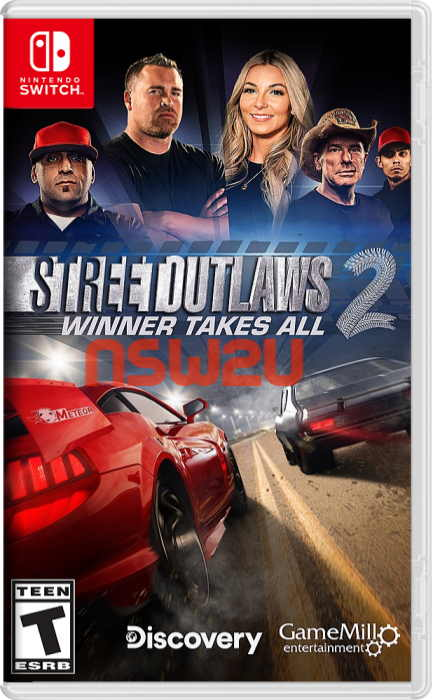Street Outlaws 2: Winner Takes All Switch NSP