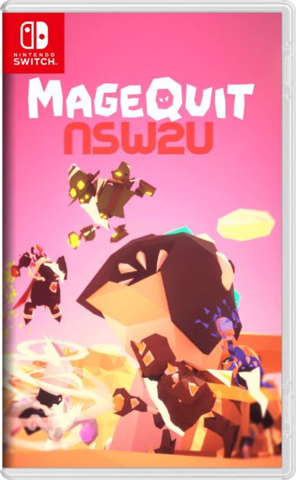 MageQuit Switch NSP XCI NSZ
