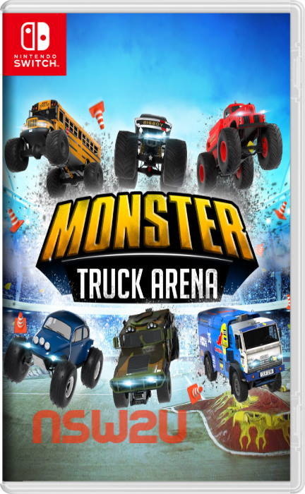 Monster Truck Arena Switch NSP XCi NSZ