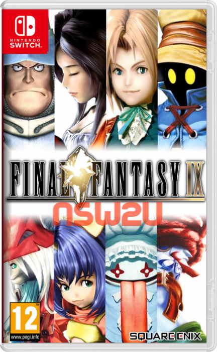 Final Fantasy IX Switch NSP XCI