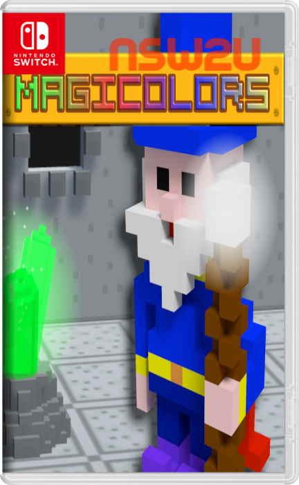 Magicolors Switch NSP XCI