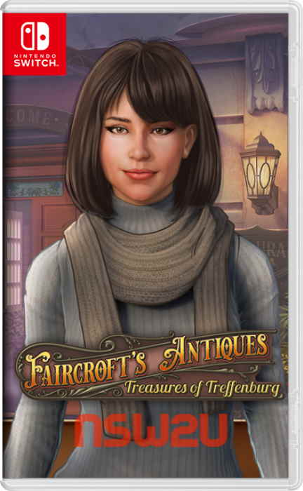 Faircroft's Antiques: Treasures of Treffenburg Collector's Edition Switch NSP XCI