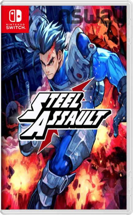 Steel Assault Switch NSP XCI NSZ