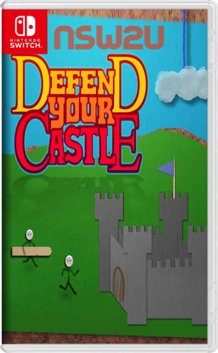 Defend Your Castle Switch NSP