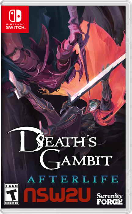Death's Gambit: Afterlife Switch NSP XCI NSZ