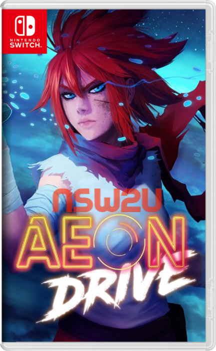 Aeon Drive Switch NSP XCI NSZ