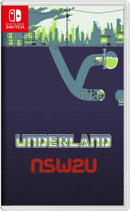 Underland Switch NSP XCI NSZ