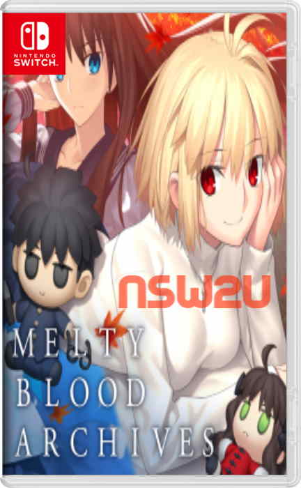 MELTY BLOOD ARCHIVES Switch NSP