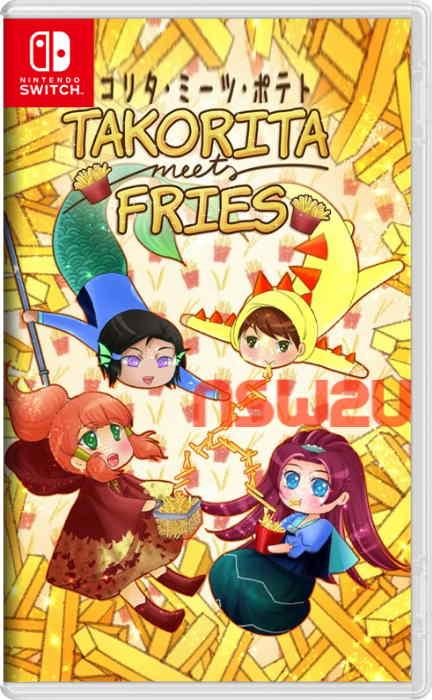 Takorita Meets Fries Switch NSP