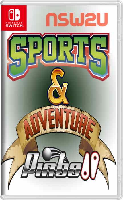 Sports & Adventure Pinball Switch NSP