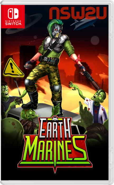 Earth Marines Switch NSP