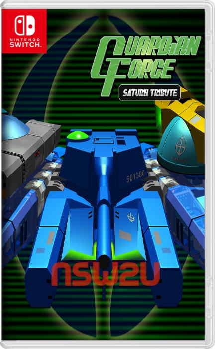 Guardian Force – Saturn Tribute Switch NSP