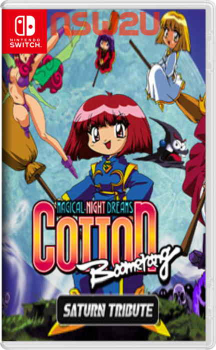 COTTOn Boomerang – Saturn Tribute Switch NSP
