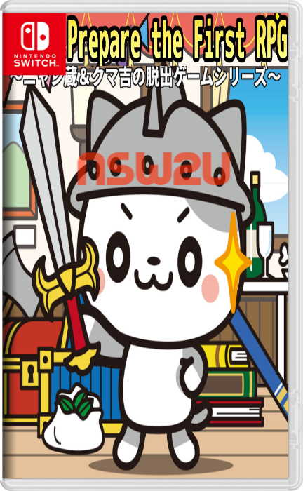 Prepare the First RPG Village~The Adventures of Nyanzou&Kumakichi: Escape Game Series~ Switch NSP