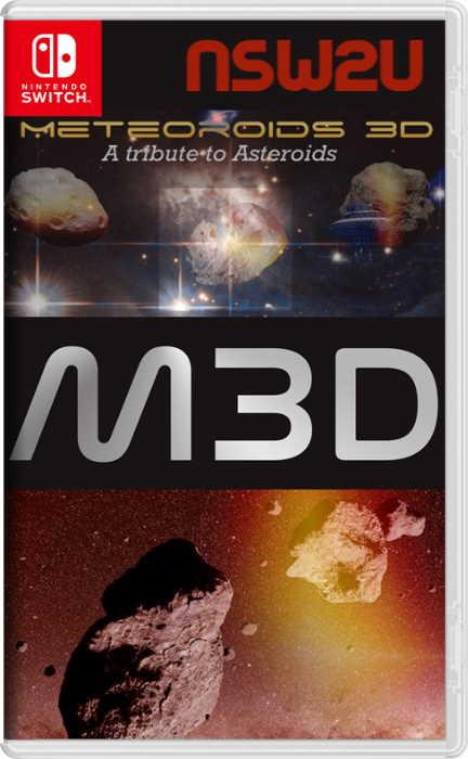 Meteoroids 3D Switch NSP