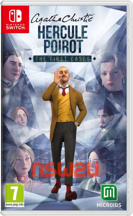 Agatha Christie – Hercule Poirot: The First Cases Switch NSP XCI NSZ