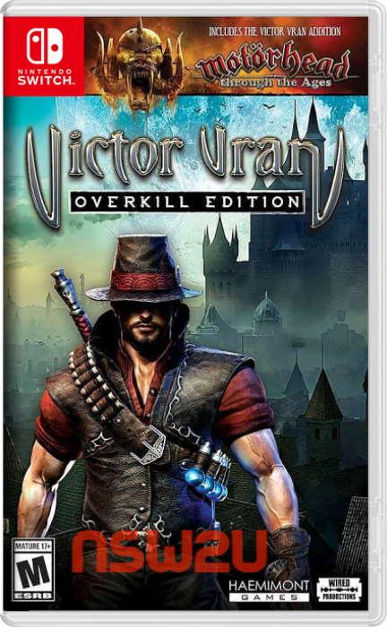 Victor Vran: Overkill Edition Switch NSP XCI