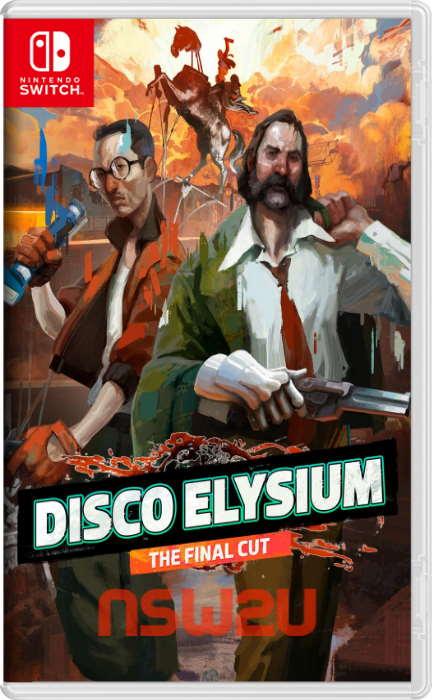 Disco Elysium – The Final Cut Switch NSP XCI NSZ